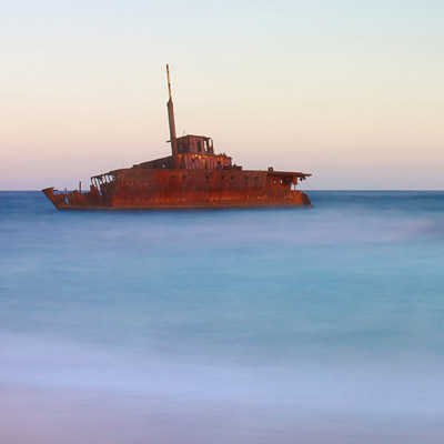 Sygna ship wreck